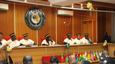 ECOWAS Community Court of Justice naijawavez - 9JA NEWS: ECOWAS Court orders FG to pay N88bn Civil War Damages