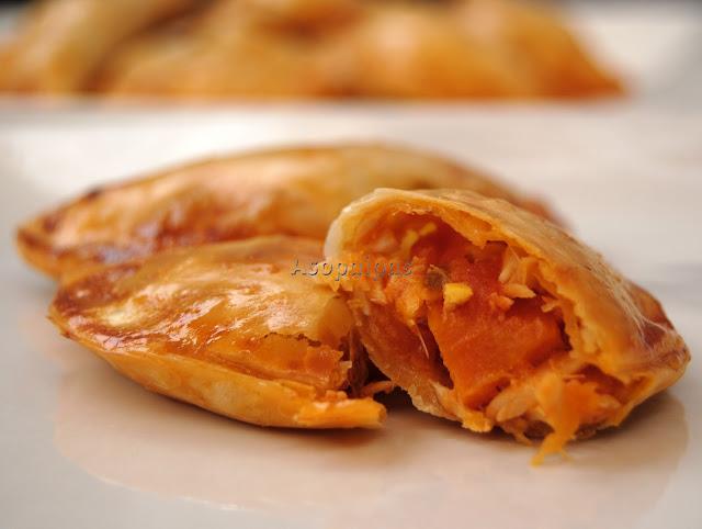 Empanadillas de Atún y Verduras