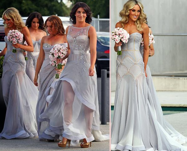 Brides & Bridesmaids Fashion: Six New Style Bridesmaid