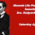 Masonic Lite Podcast Gala - Rudyard Kipling Dinner