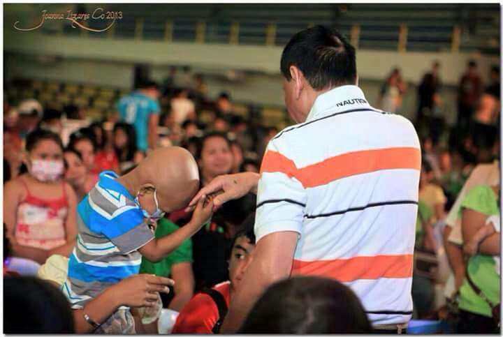 Duterte celebrates his 71st birthday with cancer-stricken kids