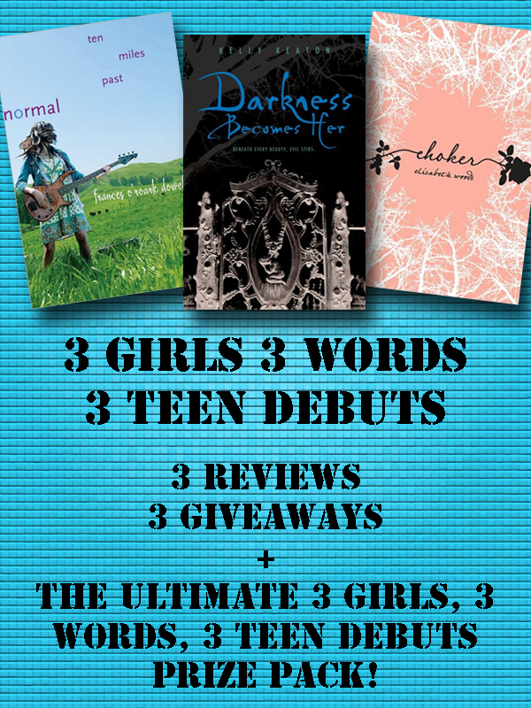 3 Girls, 3 Worlds, 3 Teen Debuts Ultimate Prize Pack