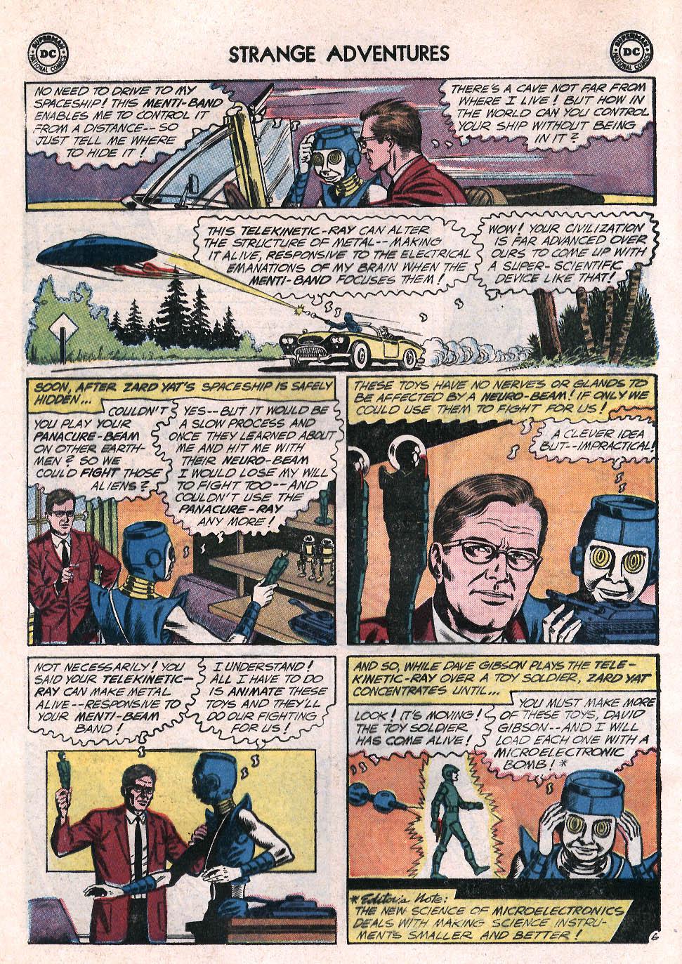 Strange Adventures (1950) issue 137 - Page 8