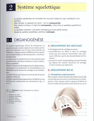Télécharger Livre Gratuit ANATOMIE Système squelettique pdf
