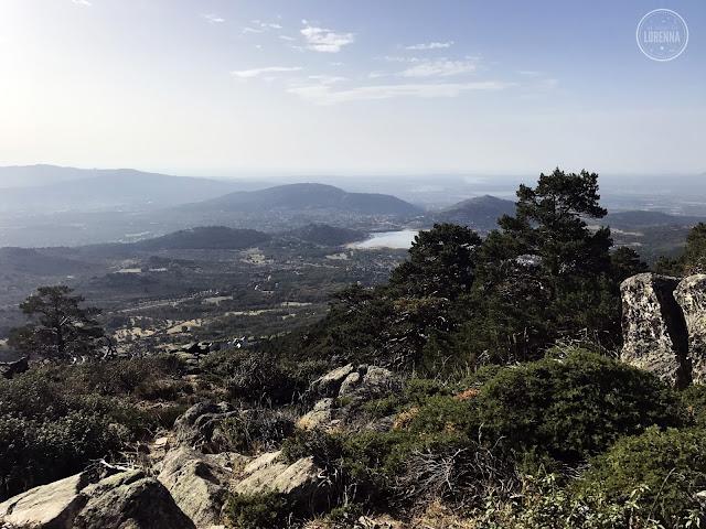 Mirador de Las Canchas, Navacerrada (Madrid)