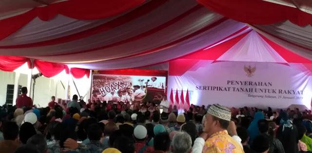 Lagi Lagi Jokowi Kembali Keluhkan Soal Tudingan PKI