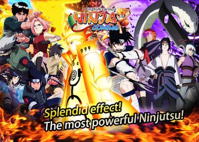 Naruto Ninja coming apk for android
