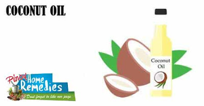 Home Remedies For Dark Circle: Coconut Oil