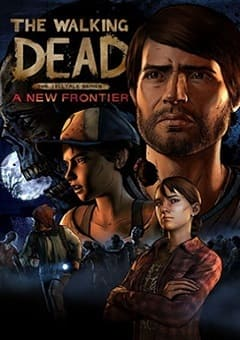 The Walking Dead - A New Frontier Episódio 5 Jogos Torrent Download capa