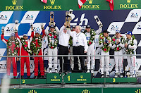2016 24-Hours of Le Mans LMGTE Pro Class