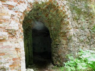 Тараканівський (Дубенський) форт. Споруди форту