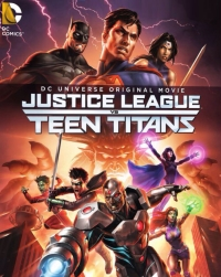 Justice League vs Teen Titans Elokuva