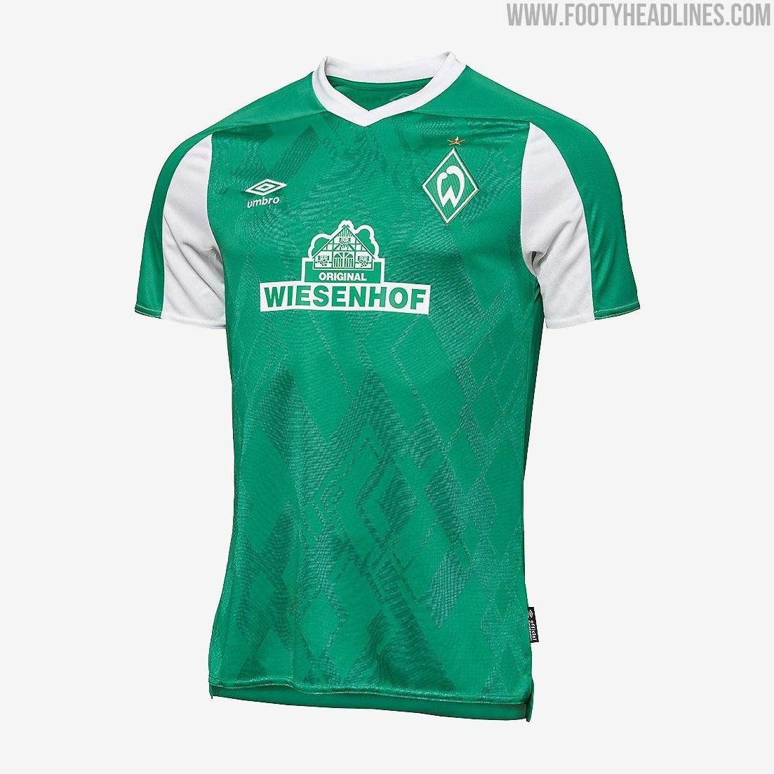 Werder Trikot 2021