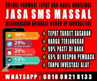 Jasa SMS Broadcast Khusus Untuk Web Betting