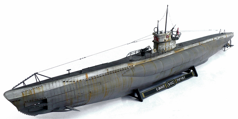 Coastal Submarine Build