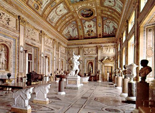 Đến Rome trong chuyến tour du lịch Châu Âu