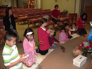 A Glimpse into a Children's Rosary