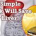 Το απλό ρόφημα που θα σώσει το συκώτι σας!