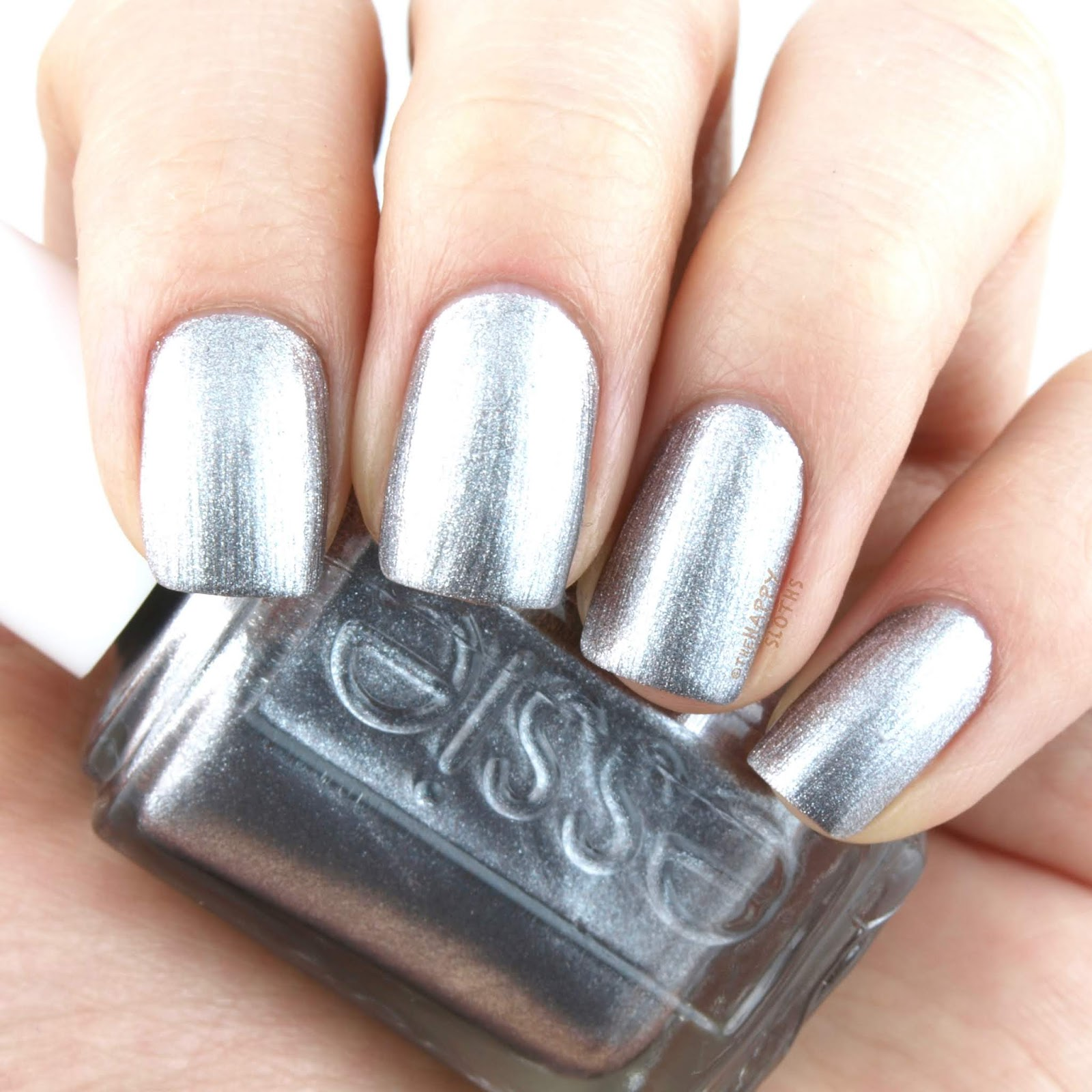 Essie 2019 Serene Slate Collection | Gadget-Free: Review and Swatches
