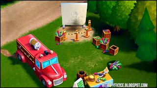 FV2CE, Firetruck, Red Fire Wagon, Fireworks