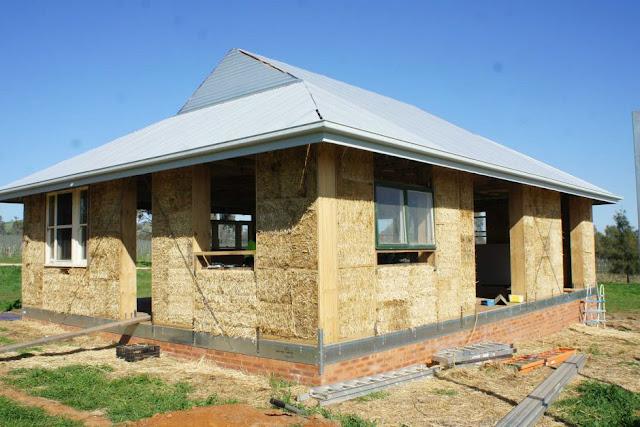 sistem binaan rumah australia, sistem frame rumah australia, kos murah