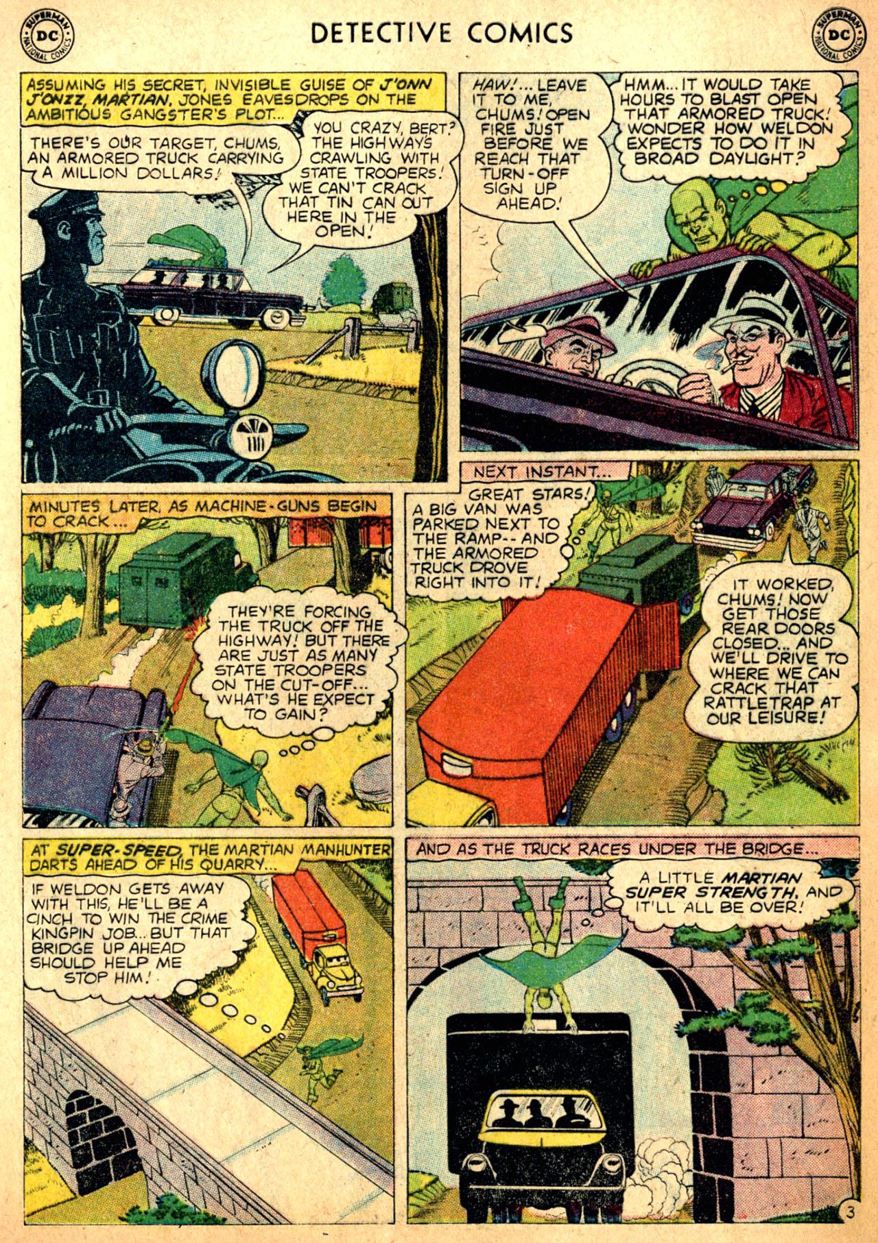 Read online Detective Comics (1937) comic -  Issue #257 - 29