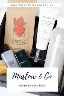 Maslow & Co Asian Beauty Edit
