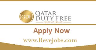 Latest vacancies in Qatar At Qatar Duty Free