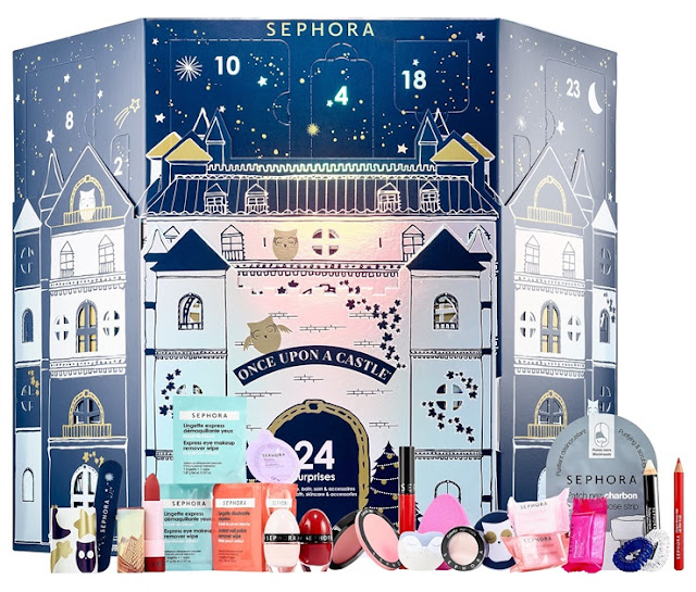 Beauty Advent Calendars Abroad feat. NARS