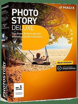 MAGIX Photostory Deluxe box Imagen