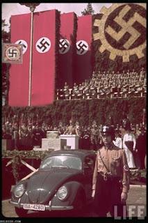 Adolf Hitler Volkswagen worldwartwo.filminspector.com