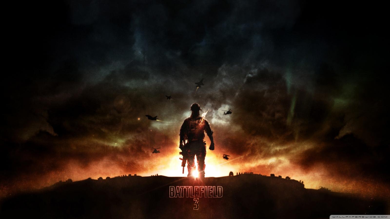 Freaking Spot: Battlefield Full HD 1080p Wallpapers