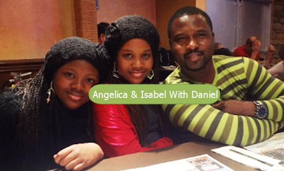 daniel ademinokan adopts stella children