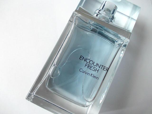 Encounter Fresh Calvin Klein - zapach dla mężczyzn.