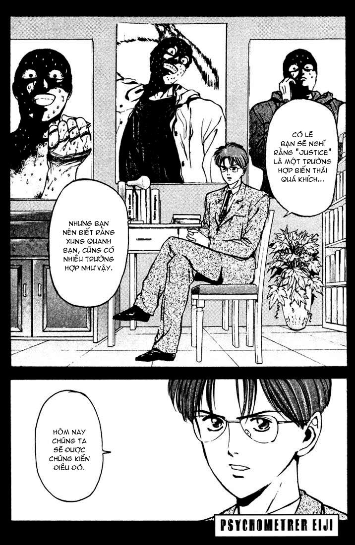 Psychometrer Eiji chapter 55 trang 2