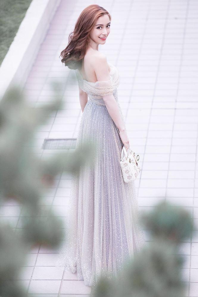 'Công chúa mùa xuân' Angelababy xinh đẹp đầy cuốn hút - Ảnh 3