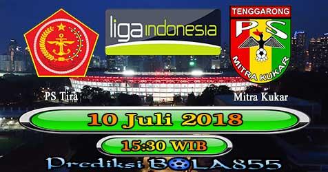 Prediksi Bola855 PS Tira VS Mitra Kukar 10 Juli 2018