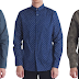 Walmart: $4 (Reg. $18.94) Men's Printed Long Sleeve Button Front Shirt!