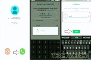 cara masuk whatsapp tanpa harus verifikasi nomer telepon Cara Masuk Akun Whatsapp Tanpa Nomor Telepon Di Hp Android