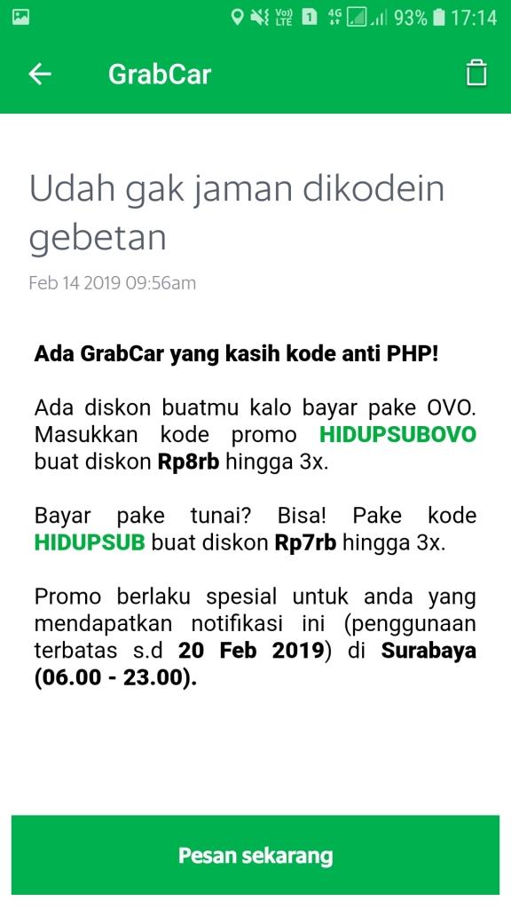 Kode Promo Grab Bike Surabaya : promo, surabaya, Alamat, Kantor, Indonesia