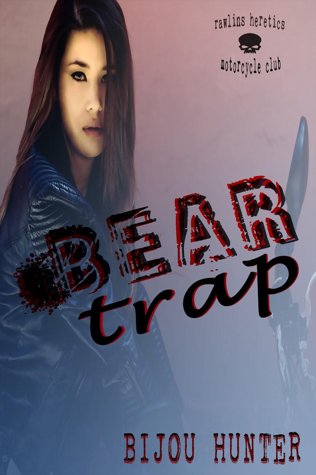 bijou hunter s blog   bear trap is live at amazon