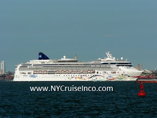 Norwegian Cruise Line's Norwegian Star New York