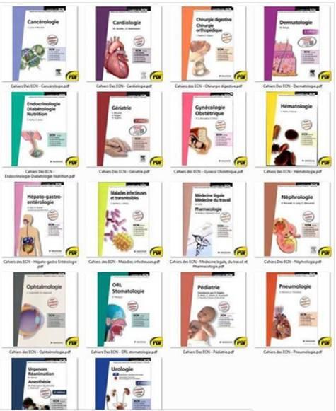 Télécharger la Collection | Cahiers des ECN pdf