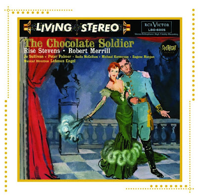 THE CHOCOLATE SOLDIER - RISE STEVENS - ROBERT MERRIL
