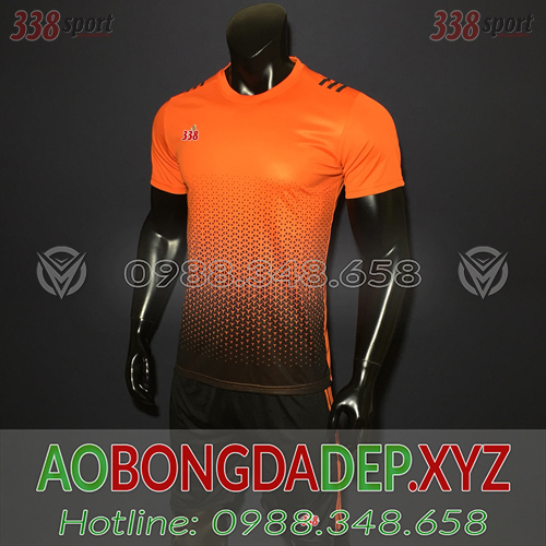 Áo Adidas AB 2019 Màu Cam Đen Đẹp