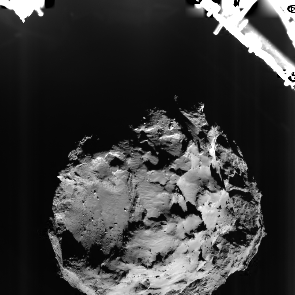 philae found! rosetta space science our activities esa - HD 1024×768