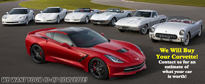 Purifoy Chevrolet Will Buy Your Corvette