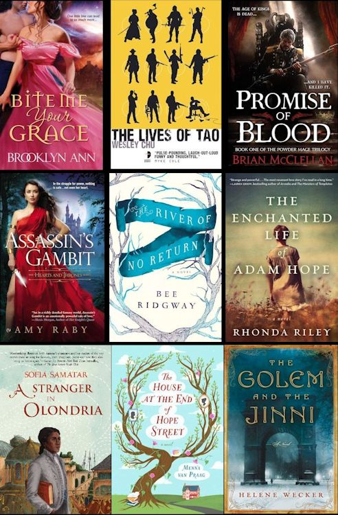 Debut Author Challenge Cover Wars - April 2013 Winner (Finally)