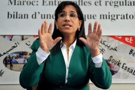 عاجل. المٓلك يعين 'أمينة بوعياش' رئيسةً جديدة للمجلس الوطني لحقوق الإنسان خلفاً لليزمي