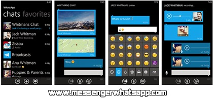 Descarga WhatsApp para Windows Phone gratis